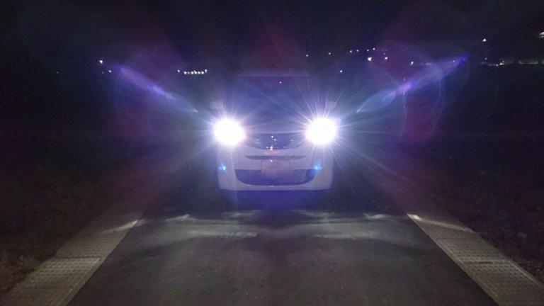 LEDヘッドライト H19(正面)