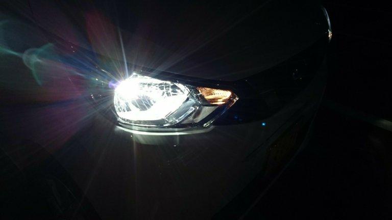 LEDヘッドライト H19(アップ)