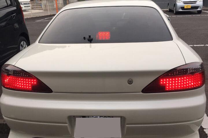 日産 シルビア S15 ブレーキランプ