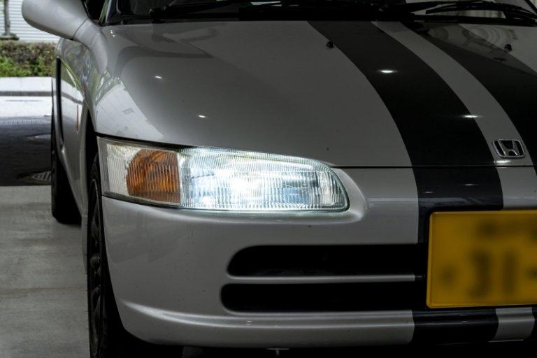 ビート専用LEDヘッドライト完成版