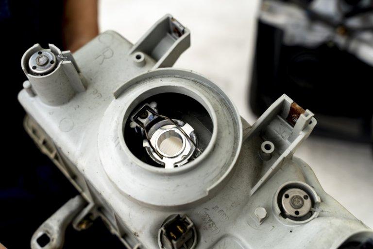 ビート専用LEDバルブ取付け8