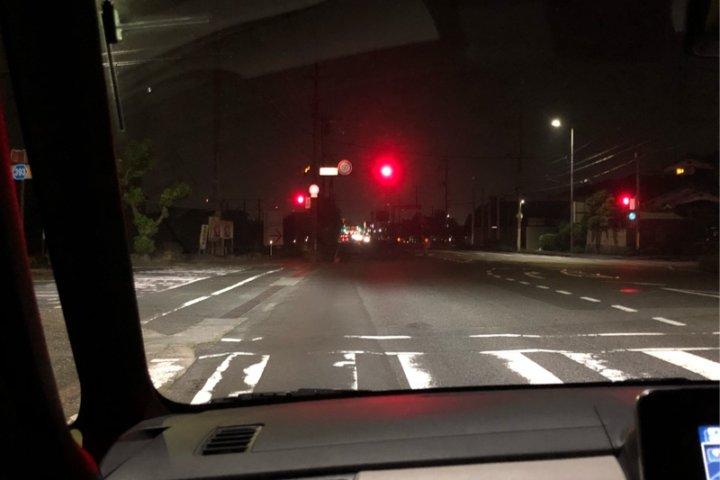 LEDの照射範囲2