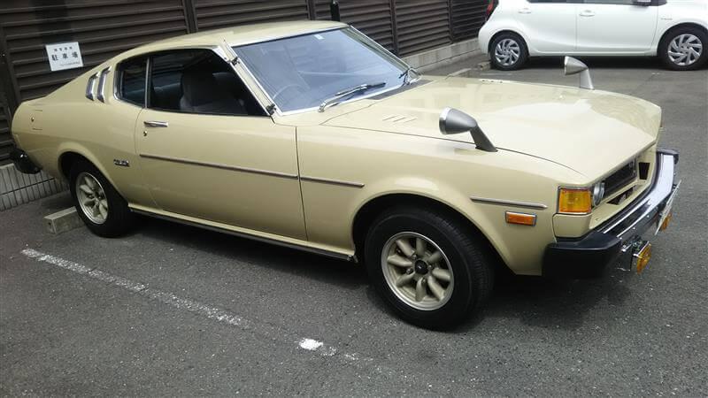 旧車 初代セリカオーナー