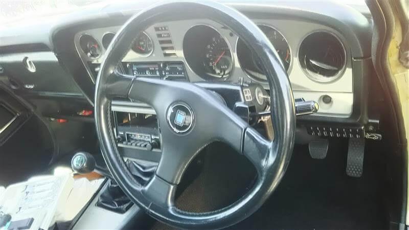 旧車 セリカ