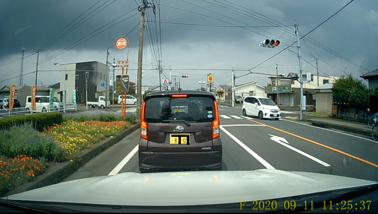 Nihon Lightingドラレコのレビュー