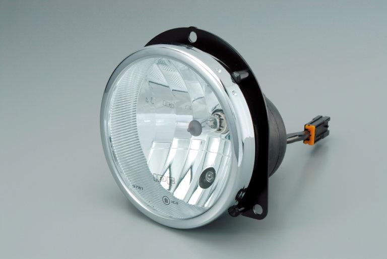HALOGEN HEAD LAMP LOW BEAM マルチリフレクター HL-11