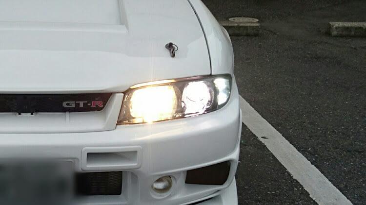 日産 スカイラインGT-R R33