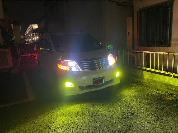 トヨタ アルファード 10系